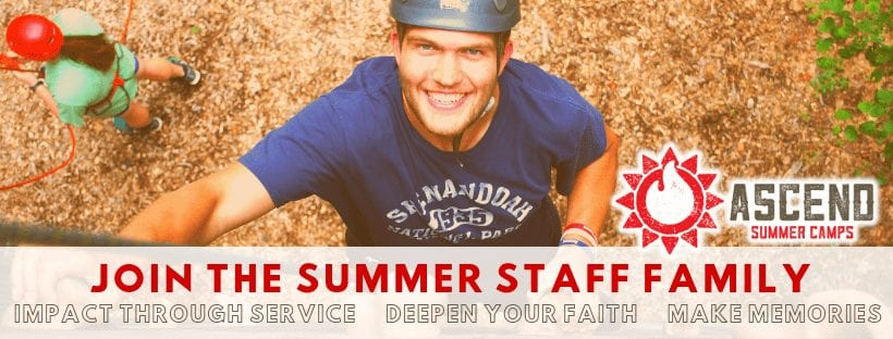 Join the Summer Staff Family